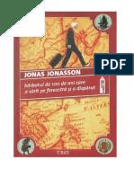 Jonas Jonasson - Barbatul de 100 de Ani. (v1.0)