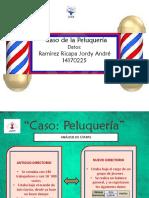 Peluquería -Ramirez Jordy