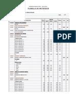 Presupuesto de Snac Upeu (1)