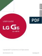 LG K10 (2017) Guia de Usuario