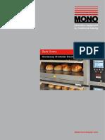 Mono Harmony Modular Deck Oven