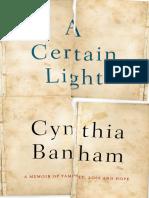 A Certain Light Chapter Sampler