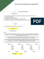 Metodos de Calculo de Sedimento Ricaldi AL