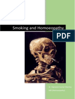 Smoking and Homoeopathy