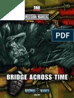 Weird War II Mission Manual Bridge Across Time