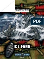 Weird War II Mission Manual Ice Fang
