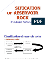 03 Classification of Reservoir Rock