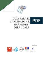 Guia Candidat DELF Es