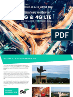 5G 4G-LTE Workshop Conference 2018