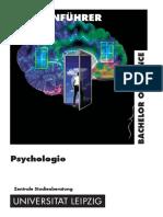 Psychologie BSc 10.11.16