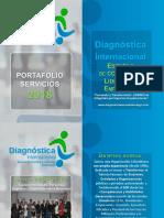 Portafolio 2018 Diagnóstica Internacional