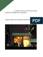 Starbucks Coffee.docx