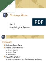 Drainage Basin - Morphological