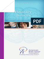Pituitary Tumors Brochure