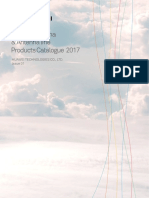 CatalogueHuawei Antenna and Antenna Line Products Catalogue 201701 (20170113).pdf