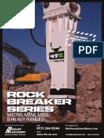 4TE RockBreaker Leaflet