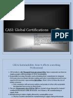 CASI Associate Program Brochure