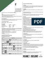 YellowRC Motor Manual
