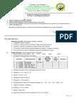 Business Mathematics - Midterm Examination