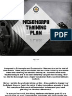 Mesomorph+Training+Plan