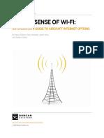 Making Sense of Wi-Fi