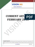February 2018 CA English