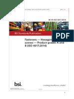 BS EN ISO 4017-2014