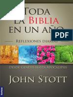 Toda La Biblia en Un Año