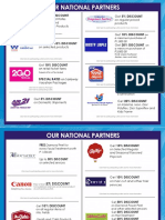 Pag-IBIG Loyalty Card Partners as of January2018