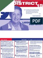 Sen. Charlotte Burks Legislative Report 2010