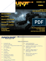 Ray Gun Revival magazine, Issue 57 FINAL