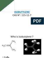 Isobutylene Presentation