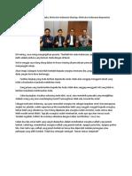 Motivator Indonesia Usaha, Motivator Indonesia Mantap, Motivator Indonesia Berprestasi