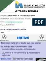 Mercedes Benz Actros Mp II