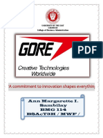 Case 7 W.L. Gore - Culture of Innovation.docx