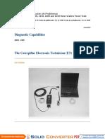 Diagnostic ET. Transmision 140H_docx