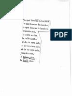 2. Strophe Los Cuatro Muleros