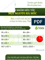 Tinh Nham Sieu Toc - Moi Nguoi Ha Hoc v0.51