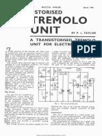 Transistor Trem