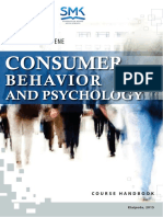 Consumer Behavior an 2015 1