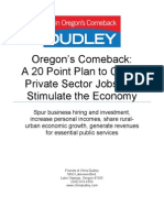 Oregon's Comeback