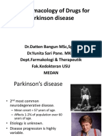K14 - Pharmacology of Drugs for Parkinson Disease
