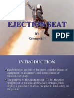 Ejection Seat Kelompok II