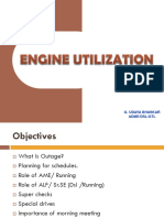 Engine Utilization