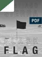 Santiago Sierra. Black Flag