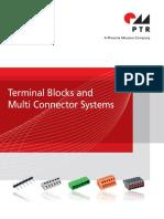 SK NYU Terminal Blocks E
