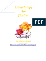 Aromatherapy for Kids