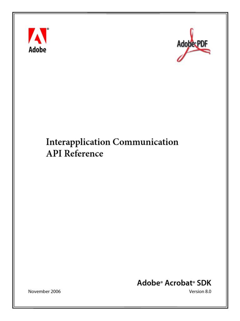 Adobe Pdf Api