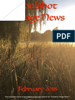 Poulshot Village News - February 2018