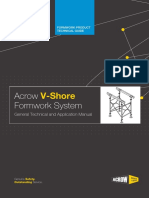 VSHORE Product Guide